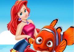 Ariel il Salveaza pe Nemo