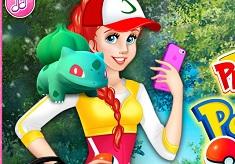 Ariel Pokemon Trainer
