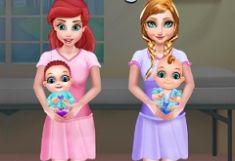 Ariel si Anna Nasc Bebelusi