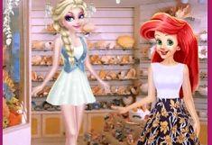 Ariel si Magazinul de Scoici