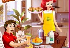 Ariel si Micul Dejun pentru Eric