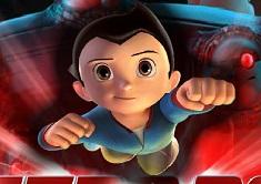 Astro Boy si Literele Ascunse