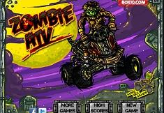 ATV cu Zombie