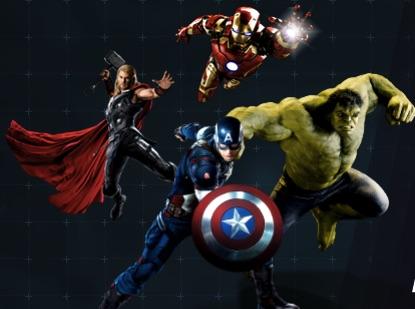 Avengers Haos in Oras