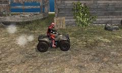 Aventura cu ATV pe Plaja