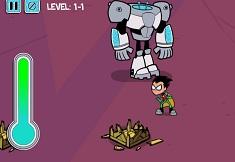 Aventura cu Cyborg si Robin
