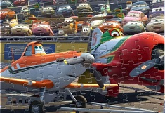 Avioanele Disney Puzzle 4