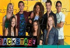 Backstage Puzzle