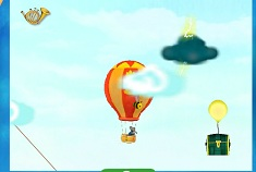 Badou si Balonul cu Aer Cald