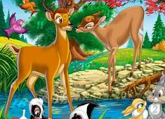 Bambi cu Numere Ascunse