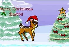 Bambi de Craciun