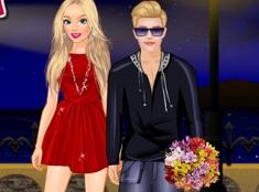 Barbara si Kenny Intalnire Romantica