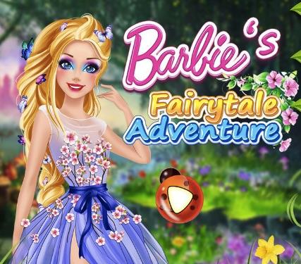 Barbie Aventura in Lumea Zanelor