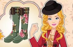Barbie Cizme de Toamna