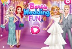 Barbie Distractie la Nunta