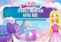 Barbie Dreamtopia Sparkle Mountain…