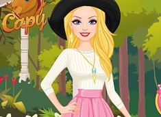 Barbie Ellie si Fustele de Toamna…