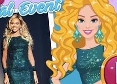 Barbie Fana lui Beyonce