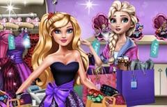 Barbie Febra Cumparaturilor