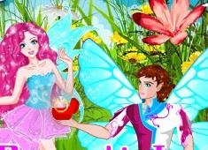 Barbie in Gradina Zanelor