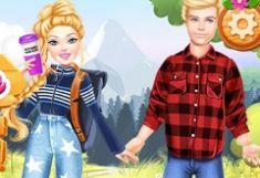 Barbie Intalnire pe Munte