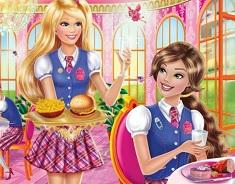 Barbie la Scoala si Obiectele Ascunse
