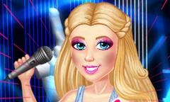 Barbie la Vocea