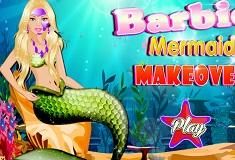 Barbie Machiaj de Sirena