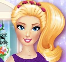 Barbie Magazinul Fashion de Vis