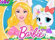 Barbie Salveaza Iepurasul de Paste