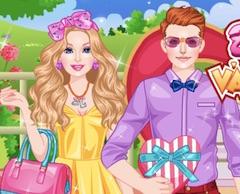Barbie si Ken Intalnire