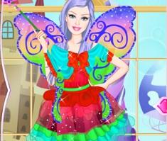 Barbie Zana Secreta de Imbracat