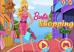 Barbie Ziua de Shopping