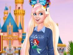 Barbie la Disneyland