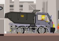Bart cu Camionul Fabricii