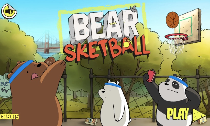 Baschet cu We Bare Bears