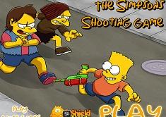 Bataia cu Apa Familia Simpson