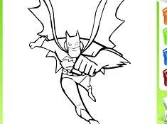 Batman de Colorat