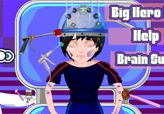 Baymax Operatie pe Creier
