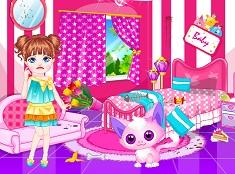 Bebelusa Barbie si Castelul de…