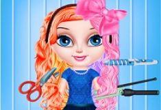 Bebelusa Elsa Design de Coafuri