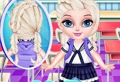 Bebelusa Elsa si Coafura pentru…