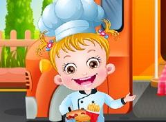 Bebelusa Hazel Camion de Mancare