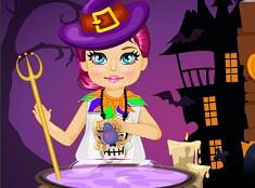 Bebelusa Slacking de Halloween