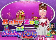 Bebelusa Zoe la Nunta