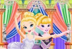 Bebelusele si Performanta de la Balet