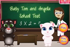 Bebelusii Tom si Angela Test la…