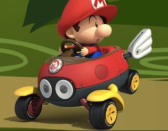 Bebelusul Mario Puzzle