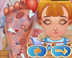 Bebelusul Operatie la Picior