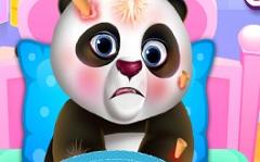Bebelusul Panda de Ingrijit